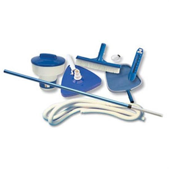 Above-Ground New Pool Maintenance Kit-Aqua Supercenter Outlet - Discount Swimming Pool Supplies