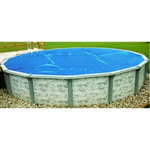 Above Ground Pool 8-mil 21' x 43' Oval 3 Year Solar Blanket-Aqua Supercenter Outlet - Discount Swimming Pool Supplies