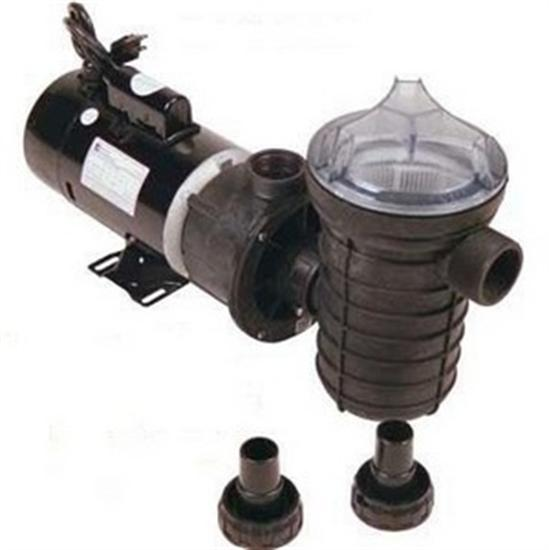 Advantage Above Ground Pool Pump 1 1/2 HP-Aqua Supercenter Outlet - Discount Swimming Pool Supplies