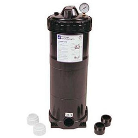 Advantage Cartridge Filter 100 sq ft-Aqua Supercenter Outlet - Discount Swimming Pool Supplies