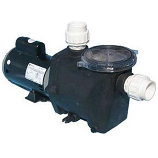Advantage Quiet Flo In-Ground Pool Pump 3 HP-Aqua Supercenter Outlet - Discount Swimming Pool Supplies
