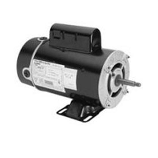 AO Smith 1.5 HP 2 Speed Replacement Spa Motor 120V Thru-Bolt-Aqua Supercenter Outlet - Discount Swimming Pool Supplies