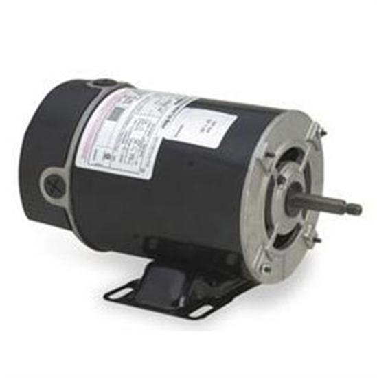 AO Smith 1.5 HP 2 Speed Thru Bolt Replacement Motor 230V-Aqua Supercenter Outlet - Discount Swimming Pool Supplies