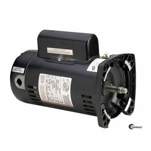 AO Smith 1.5 HP Full Rated 230V 2-Speed Pump Motor - Energy Efficient-Aqua Supercenter Outlet - Discount Swimming Pool Supplies