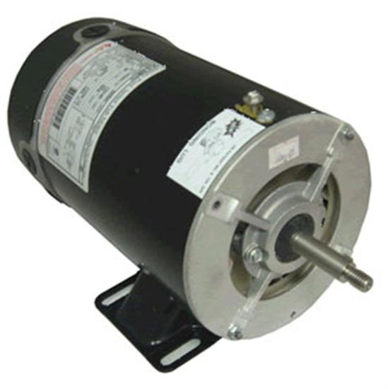 A.O Smith 1HP Thread Shaft Motor - Magnetek 115V-Aqua Supercenter Outlet - Discount Swimming Pool Supplies