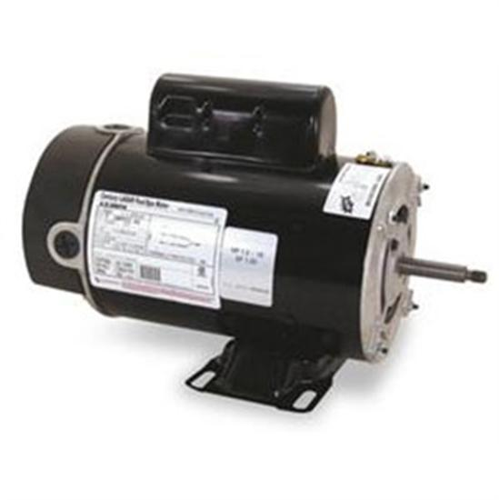 AO Smith 2HP 2-Speed Thru Bolt Pool Pump Motor-Aqua Supercenter Outlet - Discount Swimming Pool Supplies