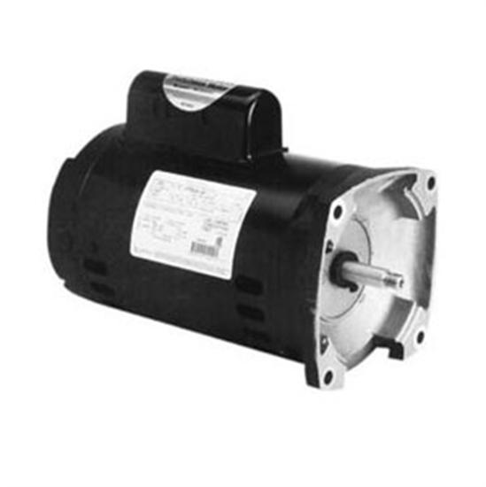 AO Smith 3 HP 3 Phase Square Flange Replacement Motor 230-460V-Aqua Supercenter Outlet - Discount Swimming Pool Supplies