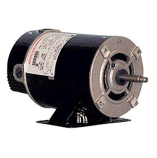 A.O Smith 3/4HP Thread Shaft Motor - Magnetek 115V-Aqua Supercenter Outlet - Discount Swimming Pool Supplies
