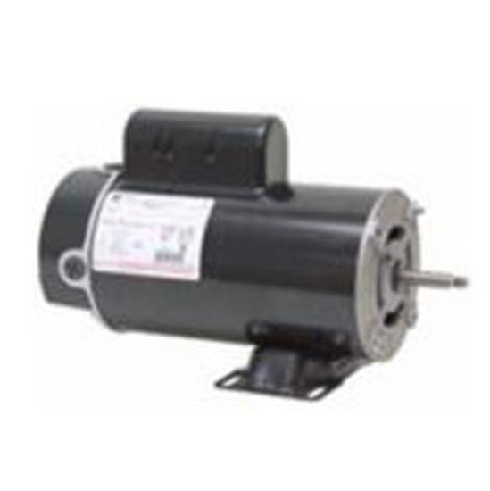 A.O Smith 3HP Motor 230V 2 Speed - 56Y Frame 1.-3.5 AMPS-Aqua Supercenter Outlet - Discount Swimming Pool Supplies