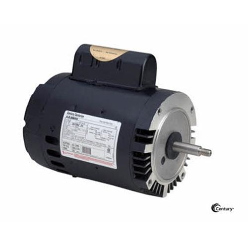 AO Smith Centurion 2HP Full Rated Threaded Shaft Pump Motor-Aqua Supercenter Outlet - Discount Swimming Pool Supplies