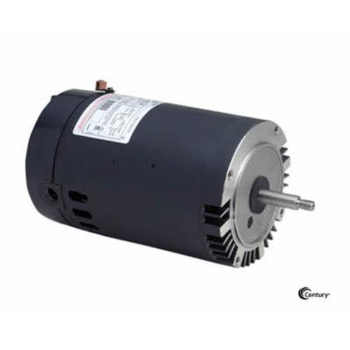 AO Smith Magnatek 2.5 HP Up Rated Threaded Shaft Pump Motor-Aqua Supercenter Outlet - Discount Swimming Pool Supplies