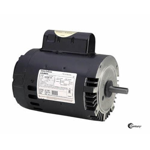AO Smith Magnatek 2HP Full Rated Keyed Shaft Pump Motor-Aqua Supercenter Outlet - Discount Swimming Pool Supplies