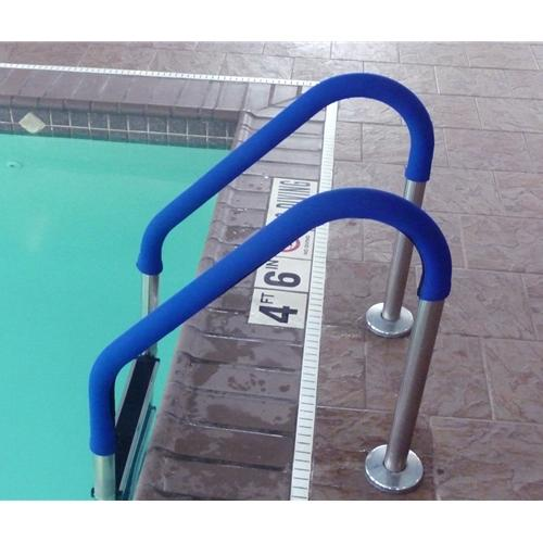 Blue 10 Foot Rail Grip-Aqua Supercenter Outlet - Discount Swimming Pool Supplies