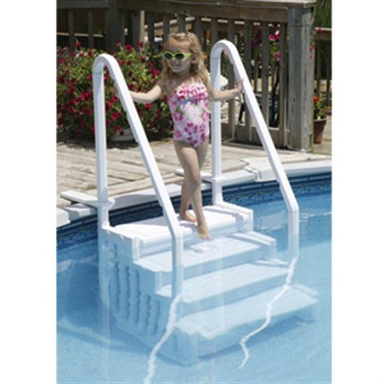 Blue Wave Easy Pool Step-Aqua Supercenter Outlet - Discount Swimming Pool Supplies