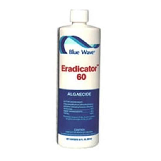 Blue Wave Eradicator 60 Algaecide 1qt.-Aqua Supercenter Outlet - Discount Swimming Pool Supplies