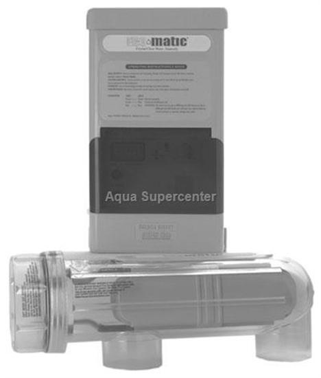 ECO-matic ESC36 40K Gallon Salt Water Sanitization System-Aqua Supercenter Outlet - Discount Swimming Pool Supplies