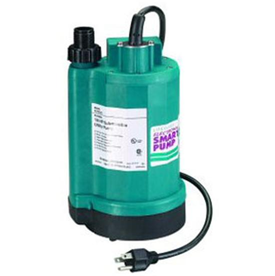 Electronic Smart Pump 1-6 HP 115V Sump pump -15GPM-Aqua Supercenter Outlet - Discount Swimming Pool Supplies
