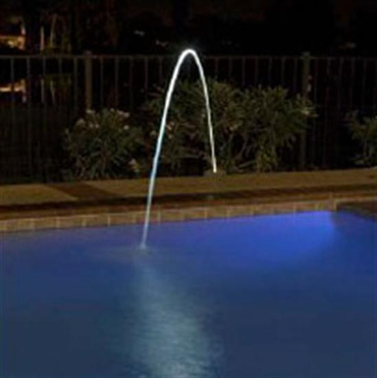 Fiberstars Color Light Streams Large Laminar With Deck Box-Aqua Supercenter Outlet - Discount Swimming Pool Supplies