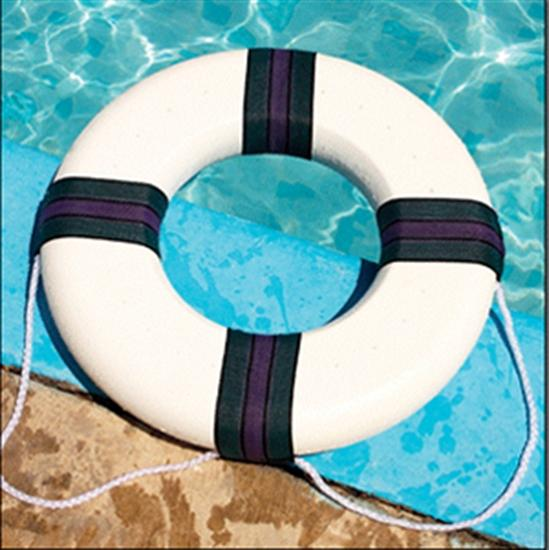 Foam Ring Safety Buoy-Aqua Supercenter Outlet - Discount Swimming Pool Supplies