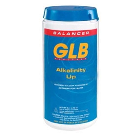 GLB Alkalinity Up 1 lb - 1 Bottle-Aqua Supercenter Outlet - Discount Swimming Pool Supplies