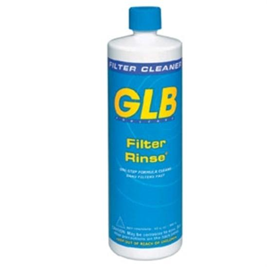 GLB Filter Rinse Filter Cleaner 1 Quart - 12 Bottles-Aqua Supercenter Outlet - Discount Swimming Pool Supplies
