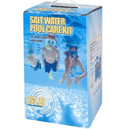 GLB Salt Water Pool Care Kit - 1 Kit-Aqua Supercenter Outlet - Discount Swimming Pool Supplies