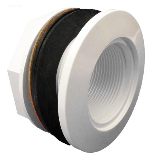 "Hayward 1.5"" Inlet Fitting with Female Thread - Fiberglass-Aqua Supercenter Outlet - Discount Swimming Pool Supplies"