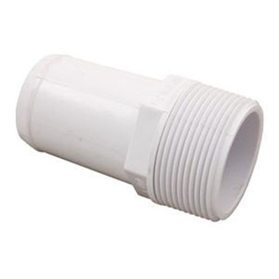 "Hayward 1.5"" MPT X Hose Smooth Adapter-Aqua Supercenter Outlet - Discount Swimming Pool Supplies"