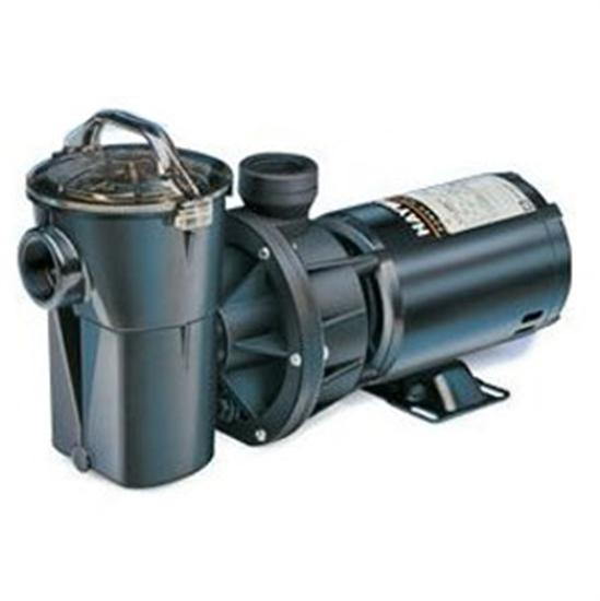 Hayward 1HP 115V Power Flo LX Vertical Pump-Aqua Supercenter Outlet - Discount Swimming Pool Supplies