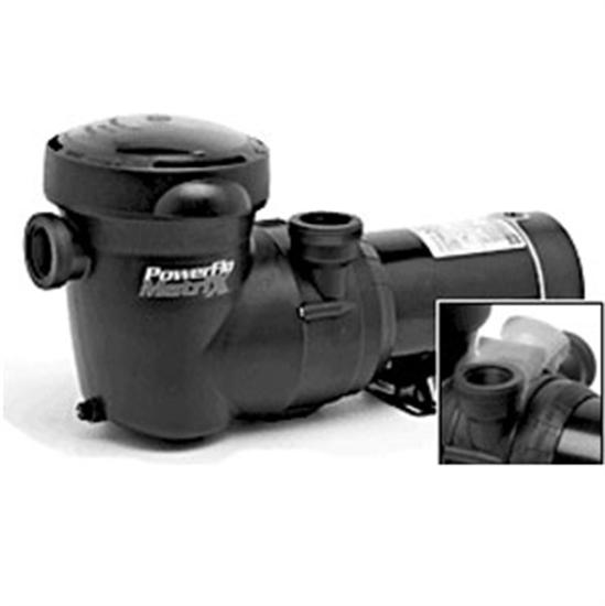 Hayward 1HP 115V Power Flo Pump-Aqua Supercenter Outlet - Discount Swimming Pool Supplies