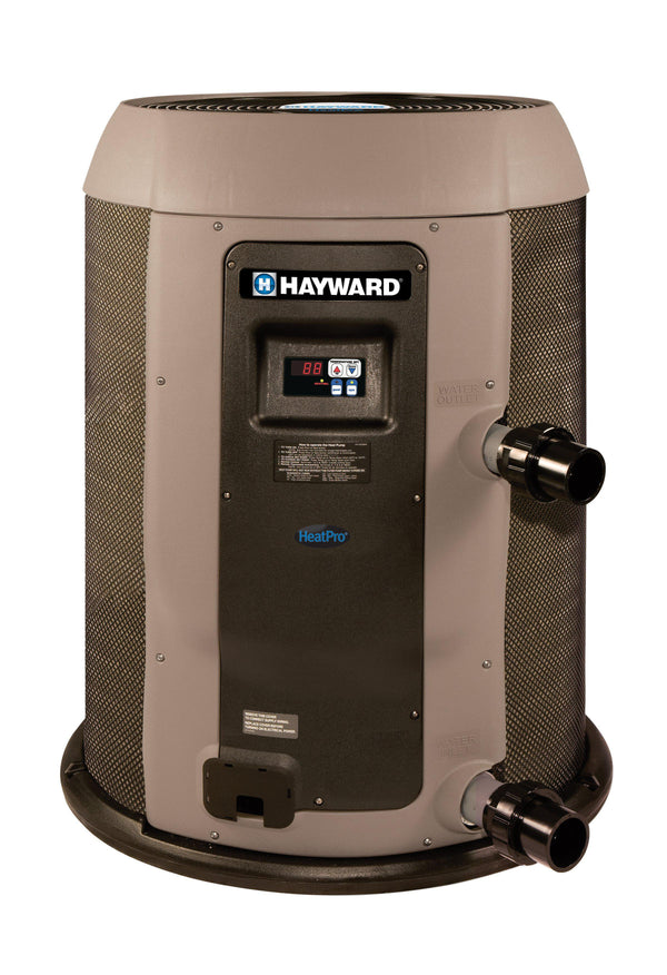 Hayward HeatPro 110,000 BTU Round Pool Heat Pump - W3HP21104T-Aqua Supercenter Pool Supplies