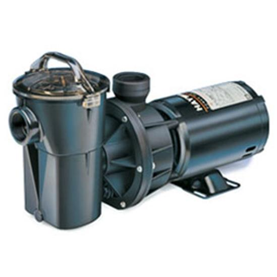 Hayward Power-Flo LX Pool Pump 1.5 HP 6' Cord-Aqua Supercenter Outlet - Discount Swimming Pool Supplies