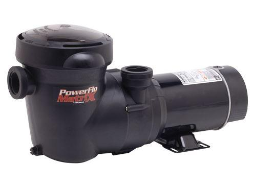 Hayward PowerFlo Matrix 1 HP Dual Speed Pool Pump w/ 3 Prong Plug - SP15922S-Aqua Supercenter Outlet - Discount Swimming Pool Supplies