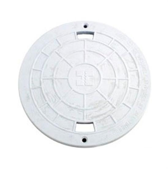 Hayward Skimmer Lid For SP1075 and 75T Skimmer - White-Aqua Supercenter Outlet - Discount Swimming Pool Supplies