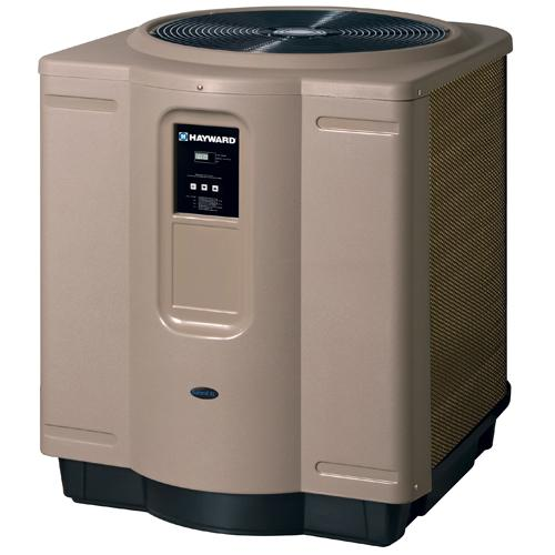 Hayward Summit XL 112,000 BTU Expert Line Heat Pump - SUMXL112-Aqua Supercenter Outlet - Discount Swimming Pool Supplies