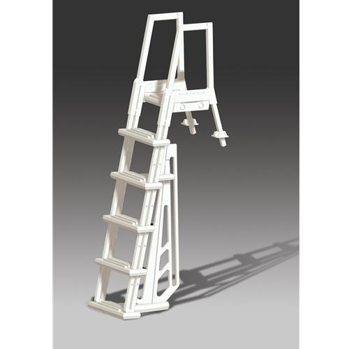 Heavy Duty In-Pool Resin Ladder-Aqua Supercenter Outlet - Discount Swimming Pool Supplies