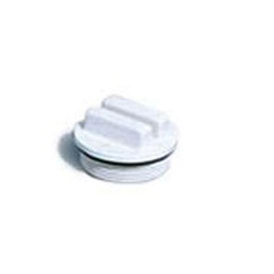 "In-ground Pool Threaded Winterizing Plug 1-1/2""-Aqua Supercenter Outlet - Discount Swimming Pool Supplies"