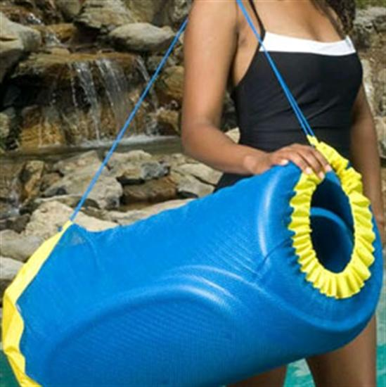 Inflatable Unsinkable Float Tote-Aqua Supercenter Outlet - Discount Swimming Pool Supplies