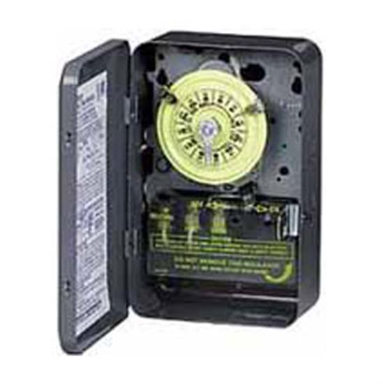 Intermatic T106R Pool Timer 220V Dual Speed Pumps-Aqua Supercenter Outlet - Discount Swimming Pool Supplies