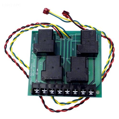 Jandy AquaLink JI Series Relay Board Module-Aqua Supercenter Outlet - Discount Swimming Pool Supplies