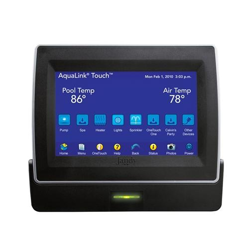 Jandy AquaLink RS TouchLink Wireless Control Panel-Aqua Supercenter Outlet - Discount Swimming Pool Supplies