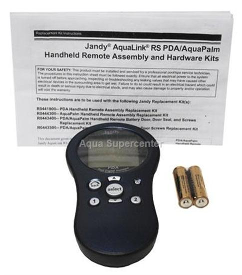 Jandy Handheld PDA Remote Control with Batteries-Aqua Supercenter Outlet - Discount Swimming Pool Supplies