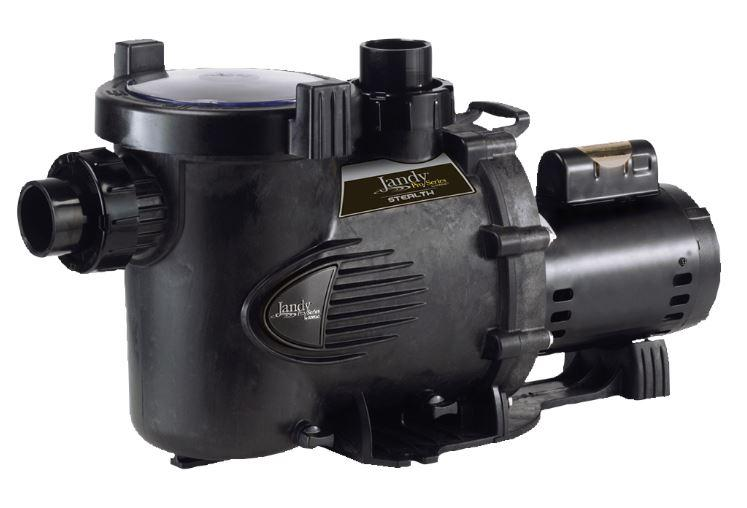 Jandy Stealth 3 HP Full Rated Three Phase SHPF Series Pool Pump - SHPF3.0-3PH-Aqua Supercenter Outlet - Discount Swimming Pool Supplies