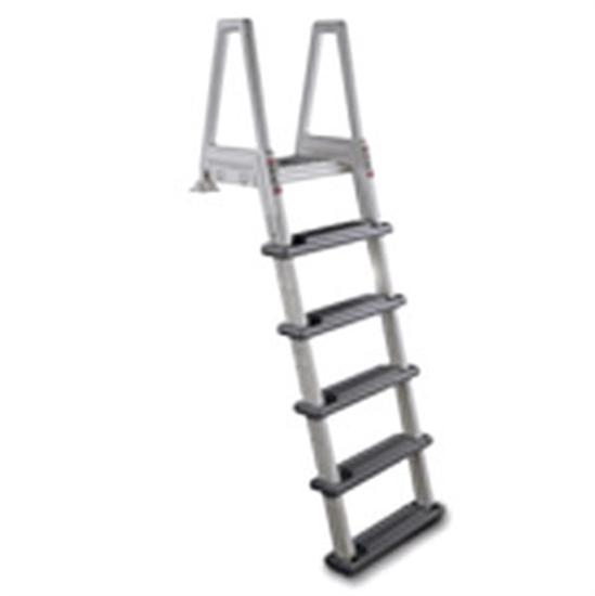 "Ladder Riser for Deluxe Straight Up & Down Ladder for Decks over 56""-Aqua Supercenter Outlet - Discount Swimming Pool Supplies"