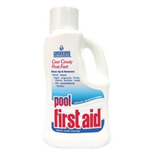 Natural Chemistry Pool First Aid 2 Liter-Aqua Supercenter Outlet - Discount Swimming Pool Supplies