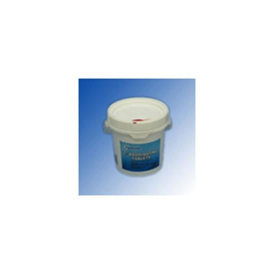 "Nava 1"" Brominating Tablets - 50 lb Pail-Aqua Supercenter Outlet - Discount Swimming Pool Supplies"