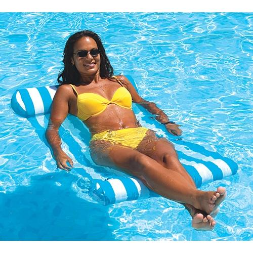 Nylon Covered Premium Water Hammock-Aqua Supercenter Outlet - Discount Swimming Pool Supplies