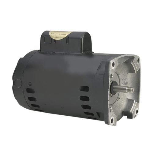 Pentair 1.5 HP Full Rated 2-Speed Square Flange Pump Motor-Aqua Supercenter Outlet - Discount Swimming Pool Supplies