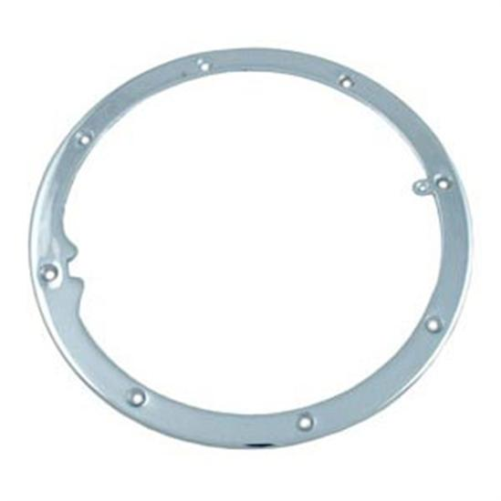 Pentair American Pattern Chrome Light Niche Sealing Ring 8-Hole-Aqua Supercenter Outlet - Discount Swimming Pool Supplies