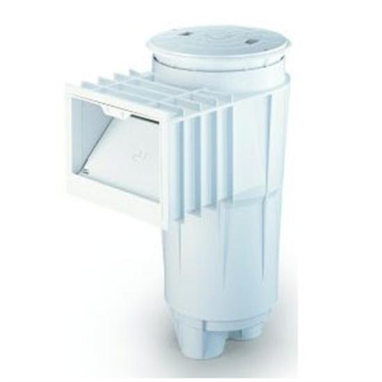 "Pentair Bermuda In-ground Pool Skimmer 1.5"" Slip Ports - White-Aqua Supercenter Outlet - Discount Swimming Pool Supplies"